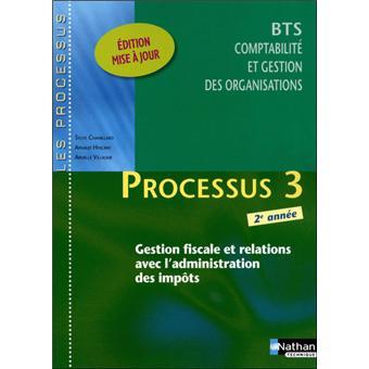 Processus 3 bts 2 cgo eleve