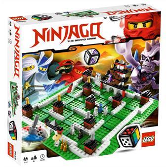 Lego jeux de soci t 3856 ninjago lego achat prix fnac - Jeu ninjago gratuit ...