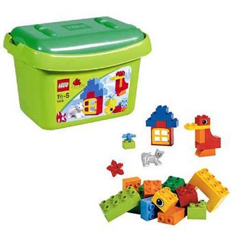 lego 5416 duplo bo te de briques duplo lego. Black Bedroom Furniture Sets. Home Design Ideas