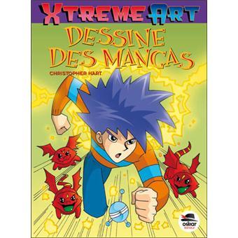 Dessine des Mangas Les Méchants - Christopher Hart