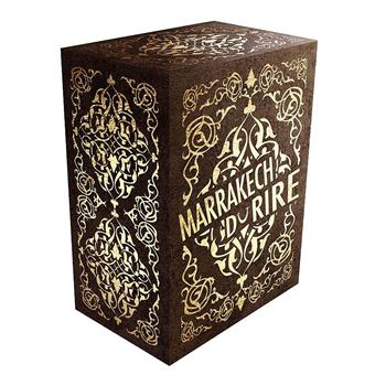 Au Marrakech du rire Coffret 2 DVD DVD Zone 2 Achat & prix Fnac