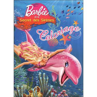 Barbie barbie et le secret des sir nes collectif - Barbi et le secret des sirene ...