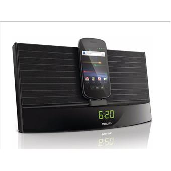 philips station d 39 accueil as141 avec bluetooth pour. Black Bedroom Furniture Sets. Home Design Ideas