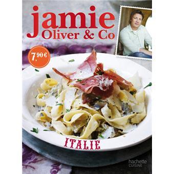 Italie broch jamie oliver co achat livre prix - Livre cuisine jamie oliver ...