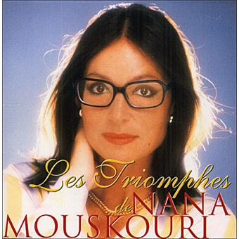 les triomphes nana mouskouri cd album achat prix fnac. Black Bedroom Furniture Sets. Home Design Ideas