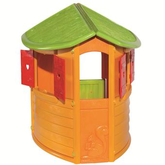 smoby cabane maya l 39 abeille maisons de jardin achat. Black Bedroom Furniture Sets. Home Design Ideas