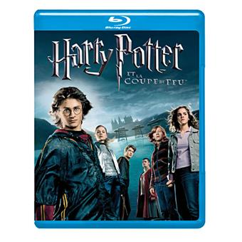 harry potter harry potter et la coupe de feu edition blu ray coffret dvd blu ray mike. Black Bedroom Furniture Sets. Home Design Ideas
