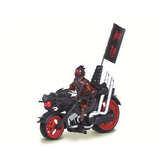 giochi preziosi tortues ninja moto de combat avec foot soldier