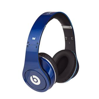casque beats studio bleu casque audio achat prix fnac. Black Bedroom Furniture Sets. Home Design Ideas