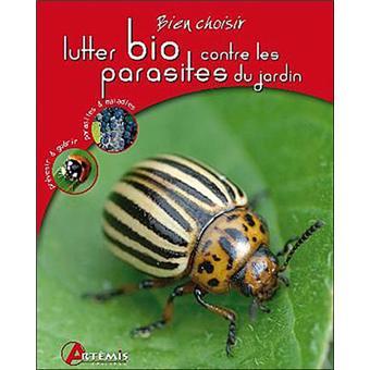 Lutter bio contre les parasites du jardin