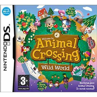 Animal Crossing Wild World Sur Nintendo Ds Jeux Vid O