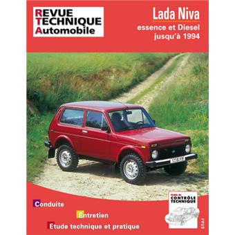 revue technique automobile 435 3 lada niva 4x4 essence diesel 78 94 broch etai achat. Black Bedroom Furniture Sets. Home Design Ideas