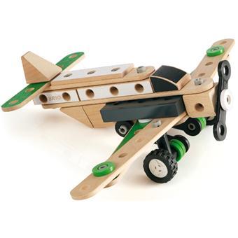 brio avion autres jouets en bois achat prix fnac. Black Bedroom Furniture Sets. Home Design Ideas