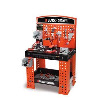 smoby black decker super center atelier de bricolage. Black Bedroom Furniture Sets. Home Design Ideas