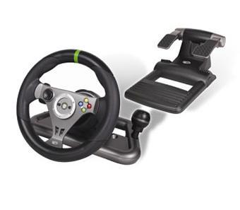 volant sans fil pour xbox 360 madcatz accessoire console de jeux achat prix fnac. Black Bedroom Furniture Sets. Home Design Ideas