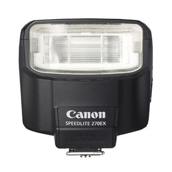 Flash appareil photo CANON SPEEDLITE 270EXII NOIR