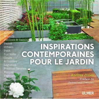 Inspirations contemporaines pour le jardin broch for Tous pour le jardin