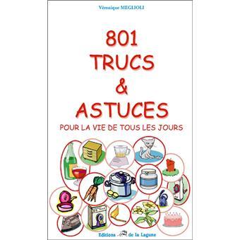 801 trucs et astuces broch v ronique meglioli achat - Trucs et astuces de cuisine ...