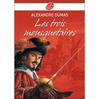 Les Trois Mousquetaires, le roman 9782013226646