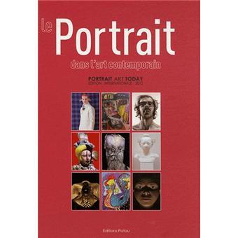 Le portrait dans l 39 art contemporain reli collectif for Art contemporain livre
