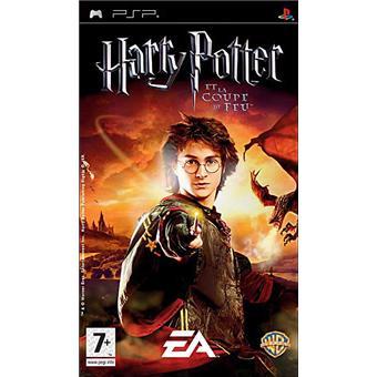Harry potter et la coupe de feu sur psp jeux vid o - Harry potter et la coupe de feu streaming gratuit ...