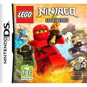 lego ninjago sur nintendo ds jeux vid o achat prix fnac. Black Bedroom Furniture Sets. Home Design Ideas