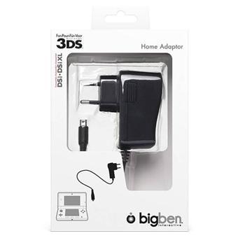 chargeur secteur pour 3ds dsi 3ds xl bigben accessoire console de jeux achat prix fnac. Black Bedroom Furniture Sets. Home Design Ideas