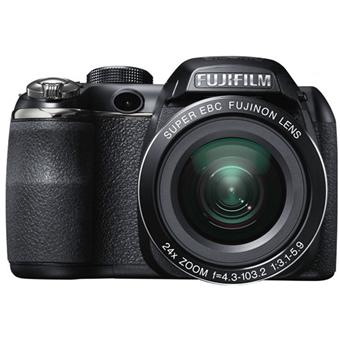 Fujifilm finepix s4200 noir appareil photo num rique for Finepix s1 fnac