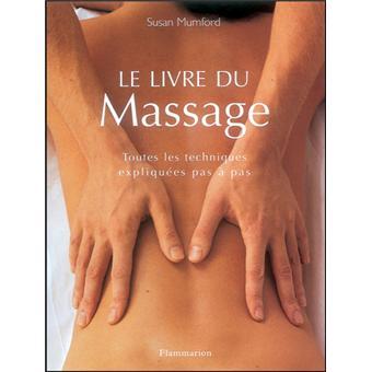 Livre du massage