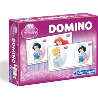 DISNEY PRINCESSES Domino Clementoni 8005125134076  Achat / Vente dominos