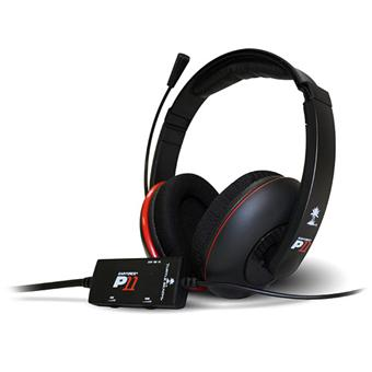 casque micro earforce p11 turtle beach pour ps3 et pc casque gaming accessoire console de. Black Bedroom Furniture Sets. Home Design Ideas