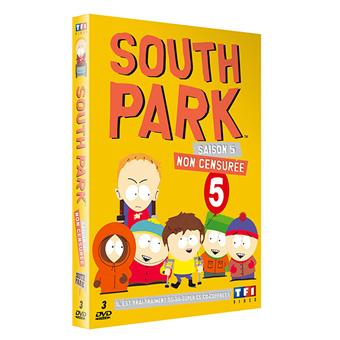 south park south park coffret int gral de la saison 5. Black Bedroom Furniture Sets. Home Design Ideas