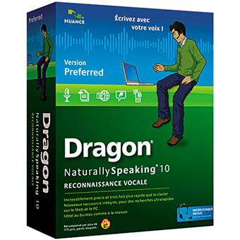 dragon naturally speaking preferred version 10 dvd rom. Black Bedroom Furniture Sets. Home Design Ideas