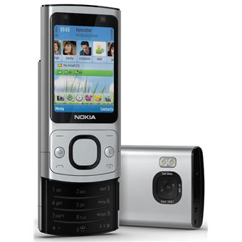nokia 6700 slide aluminium t l phone mobile sans abonnement achat prix fnac. Black Bedroom Furniture Sets. Home Design Ideas
