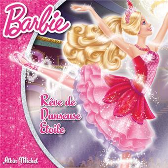 Barbie r ve de danseuse toile collectif cartonn - Barbie danseuse magique ...