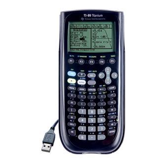 texas instruments ti 89 titanium graphlink calculatrice. Black Bedroom Furniture Sets. Home Design Ideas