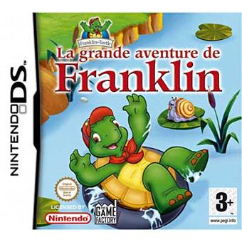 franklin la grande aventure sur nintendo ds jeux vid o achat prix fnac. Black Bedroom Furniture Sets. Home Design Ideas
