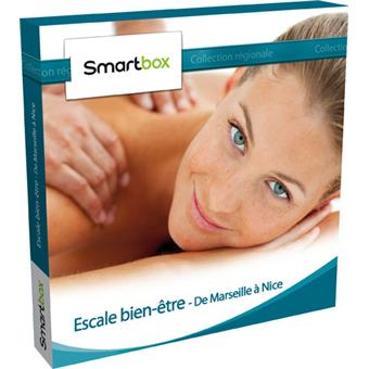 Smartbox coffret escale bien tre de marseille nice for Salon bien etre marseille