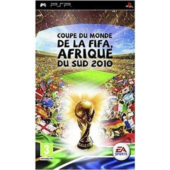 Coupe du monde fifa 2010 sur psp jeux vid o achat prix fnac - Coupe du monde fifa 2010 ...