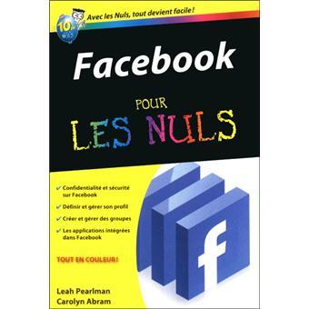 Facebook pour les nuls poche c abram achat livre for Jardinage pour les nuls