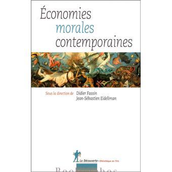 Economies morales contemporaines