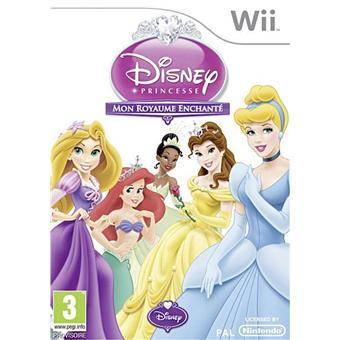 Disney Princesse Mon Royaume Enchanté sur Nintendo Wii Jeux