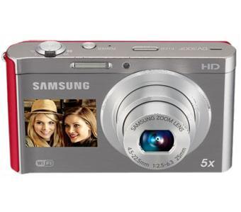 samsung dv300f argent rouge wifi appareil photo num rique compact acheter sur. Black Bedroom Furniture Sets. Home Design Ideas