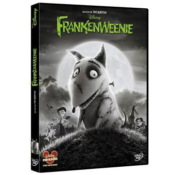Frankenweenie / Tim Burton, Réal. | Burton, Tim. Monteur