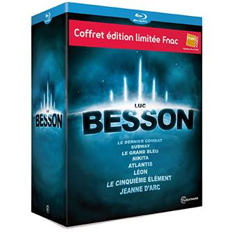 coffret besson 8 films edition sp ciale fnac blu ray blu. Black Bedroom Furniture Sets. Home Design Ideas