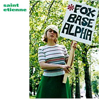 foxbase alpha saint etienne cd album achat prix fnac. Black Bedroom Furniture Sets. Home Design Ideas
