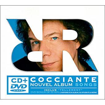 Songs edition digipack richard cocciante cd album - Richard cocciante album coup de soleil ...