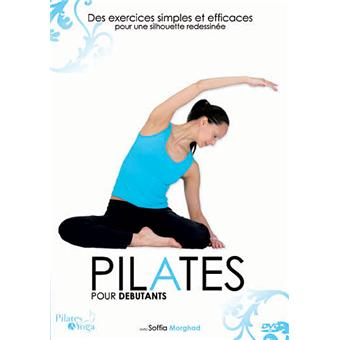 pilates pour d butant dvd zone 2 achat prix fnac. Black Bedroom Furniture Sets. Home Design Ideas