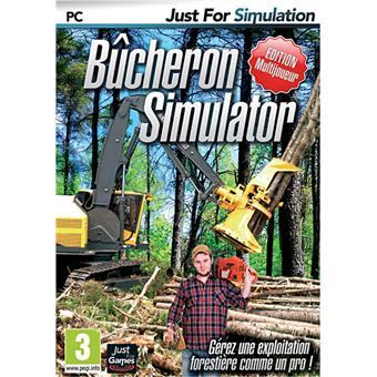 Les internautes ont aussi acheté avec Bucheron Simulator