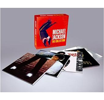 the collection coffret 5 cd michael jackson cd album achat prix fnac. Black Bedroom Furniture Sets. Home Design Ideas